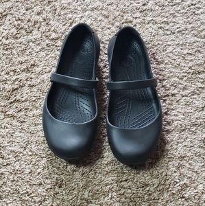 Crocs 'Alice Works Shoes Black Size 7